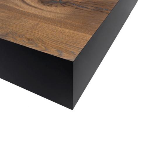 Juxtapo Coffee Table corner details