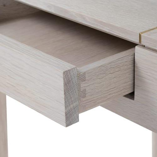 Lindey Vanity drawer details