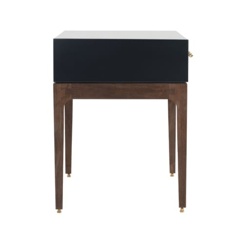 Robin Bedside Table side view
