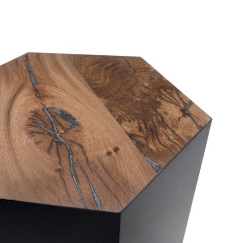 Juxtapo side table details