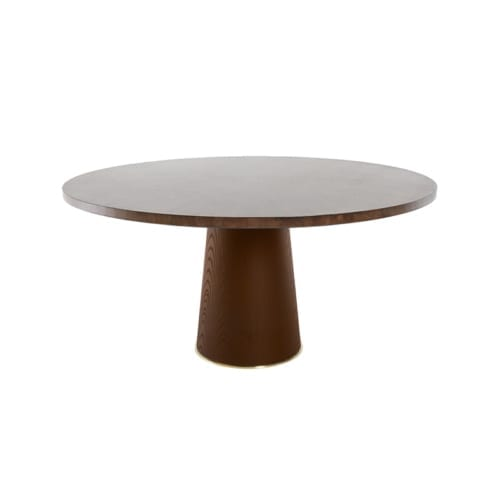 Radiate Table with Walnut Finish